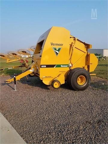 2019 VERMEER 605N For Sale In Inwood, Iowa | MarketBook co za