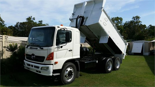 2007 Hino FM1J - Trucks for Sale