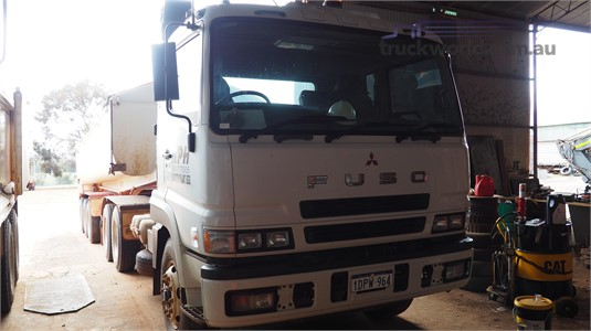 2010 Fuso FV500 Cab Chassis truck for sale Pointwest Asset
