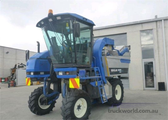 2002 New Holland SB58 Farm Machinery for Sale