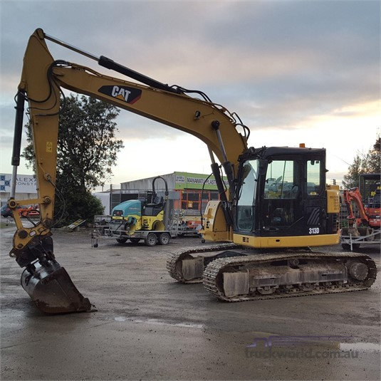 2012 Caterpillar 313D Heavy Machinery for Sale