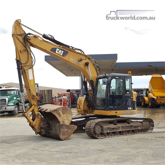 2011 Caterpillar 314D LCR - Heavy Machinery for Sale