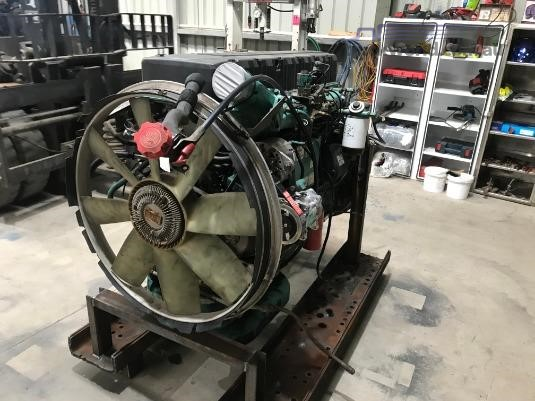 1998 Volvo Engine D12A - Parts & Accessories for Sale