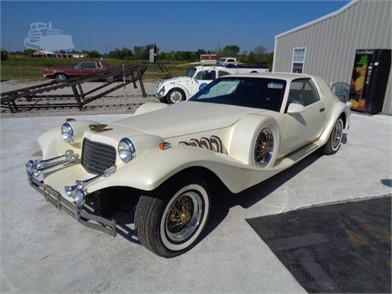 National Moto Johnson Coupes Cars Auction Results - 1