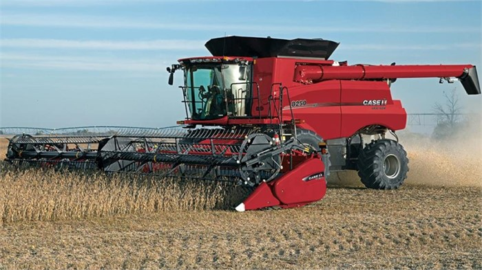 Case IH Details Merits Of New Harvest Command Automation