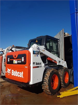 2018 Bobcat S450 Heavy Machinery for Sale