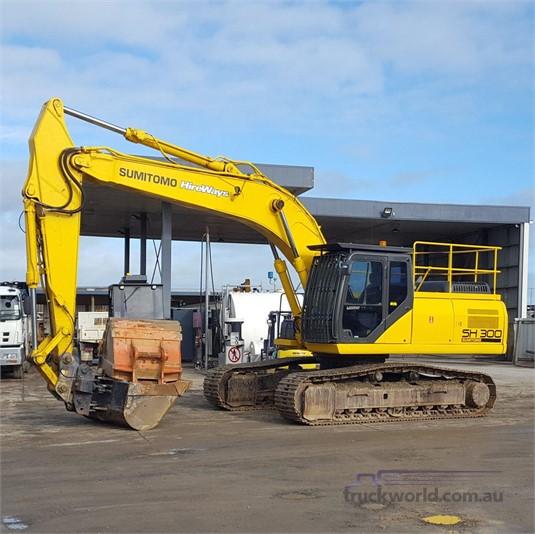 2011 Sumitomo SH300-5 Heavy Machinery for Sale