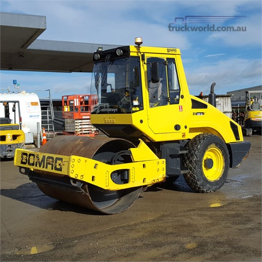 2006 Bomag BW177D-4 Heavy Machinery for Sale