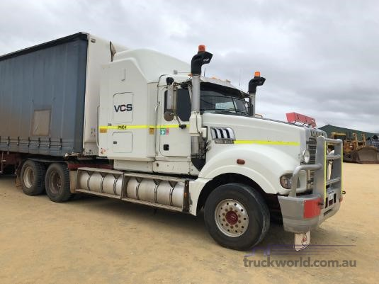 2008 Mack Superliner CLXT Coast to Coast Sales & Hire - Trucks for Sale