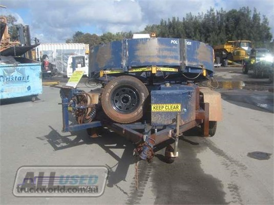 2014 Custom Polywinder Trailers for Sale