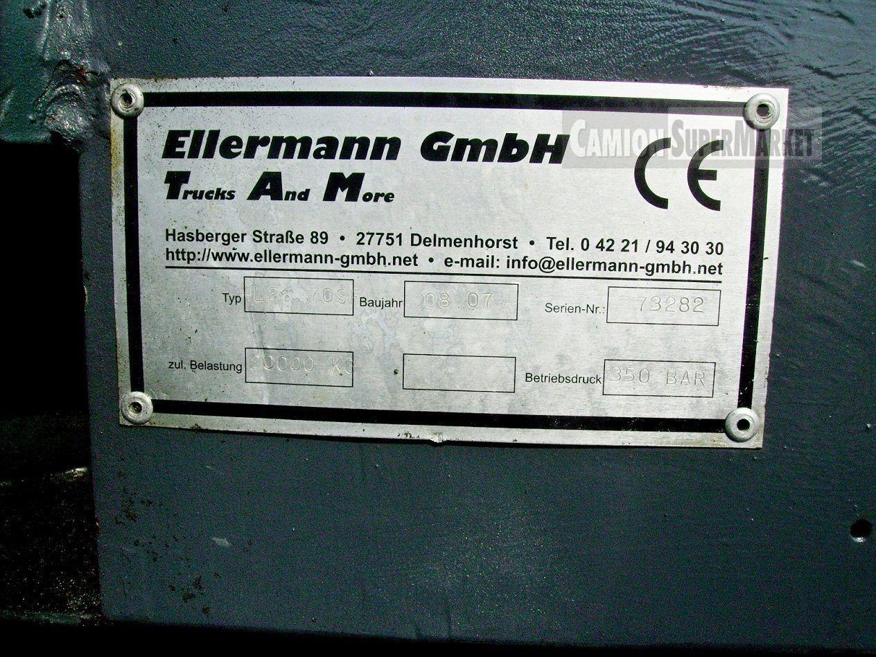 MAN TGA26.440 Uzywany 2007 Veneto