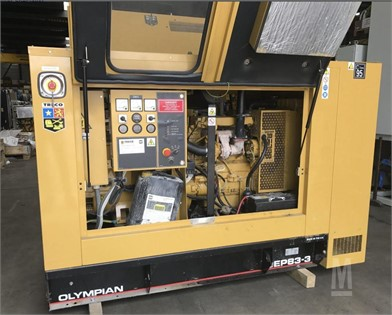 OLYMPIAN Generators Power Systems For Sale - 97 Listings