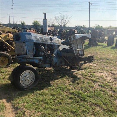Harness Tractor Ford Wiring on