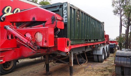 1989 Steelbro 20FT - Trailers for Sale