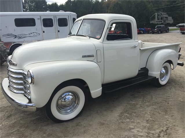 1948 Chevrolet 3100 For Sale In Jericho Vermont