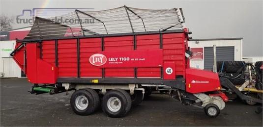 0 Lely Tigo 40SD Profi Farm Machinery for Sale