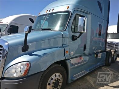 FREIGHTLINER CASCADIA 125 EVOLUTION Conventional Trucks W