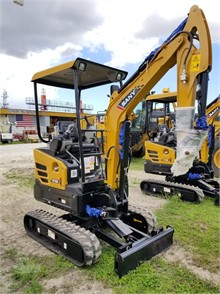 SANY Mini (Up To 12,000 Lbs) Excavators For Sale In Florida
