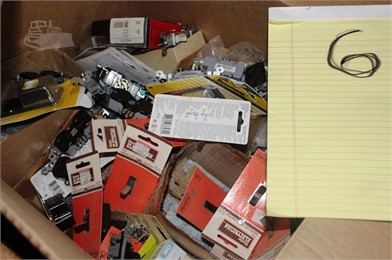 MISC FURNACE FILTERS/ELECTRICAL SWITCHES/ELECTRICAL HEA Auction