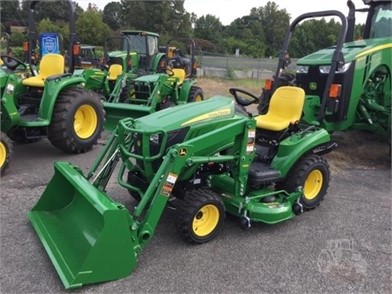 JOHN DEERE Farm Equipment For Sale In Hastings, Florida - 725