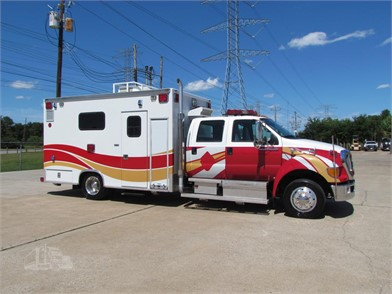 FORD F650 Ambulance For Sale - 3 Listings | TruckPaper com
