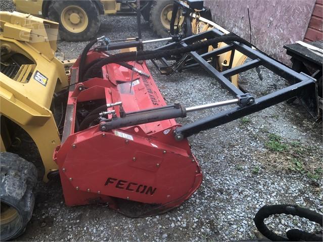 FECON BHO74 SS Brush Mulcher/Shredder For Sale In Greenfield Center, New  York