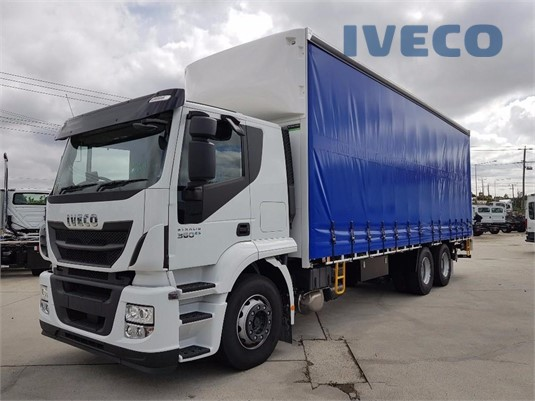 2018 Iveco Stralis ATi360 Iveco Trucks Sales - Trucks for Sale