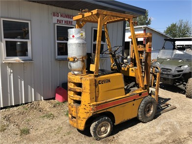 Clark Forklifts Lifts Auction Results - 24 Listings
