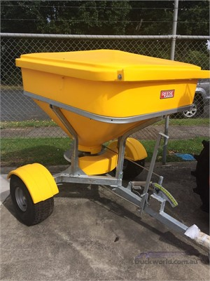 2018 Reese SN660 - Trailers for Sale