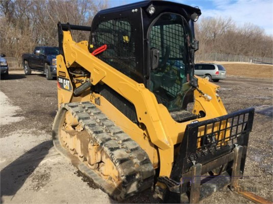 2015 Caterpillar 259D Heavy Machinery for Sale