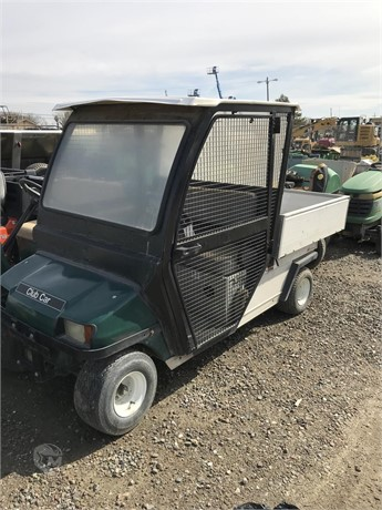 Club Car Carryall 500 Utility Vehicles For Sale 2 Listings