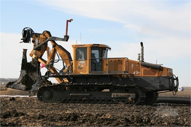 Bron Trenchers Boring Machines Cable Plows For 32