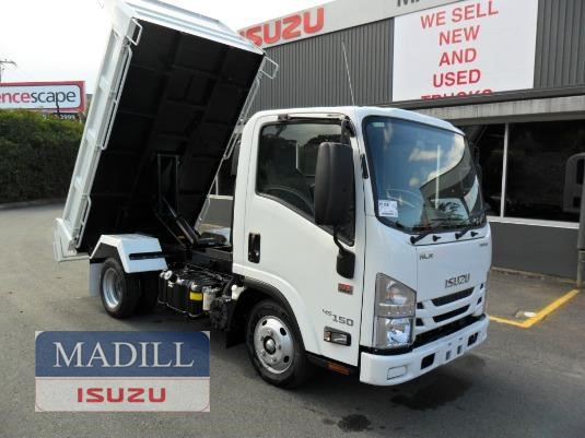 2018 Isuzu NLR 45 150 TC AMT SWB - Trucks for Sale