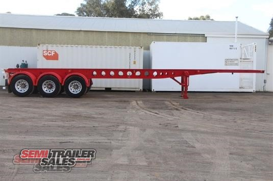 2004 Maxitrans Skeletal Trailer Semi Trailer Sales - Trailers for Sale