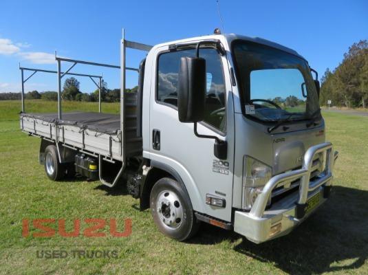 2014 Isuzu NPR 200 Premium AMT Tradepack Used Isuzu Trucks - Trucks for Sale