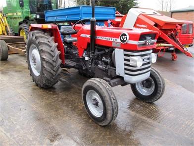 MASSEY-FERGUSON 175 For Sale - 9 Listings | TractorHouse com - Page