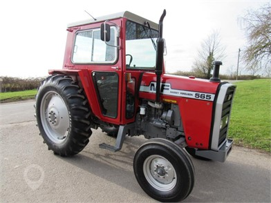 Used MASSEY-FERGUSON 565 for sale in the United Kingdom - 2