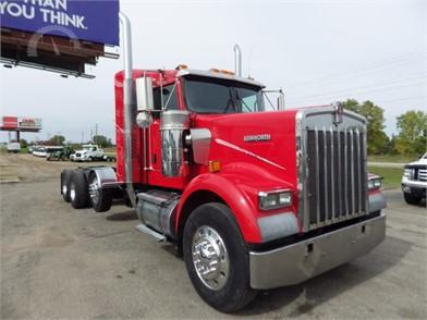 KENWORTH W900 Heavy Duty Trucks Auction Results - 101 Listings
