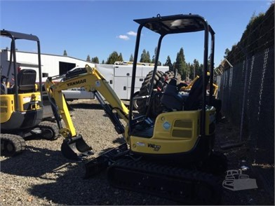 YANMAR Mini (Up To 12,000 Lbs) Excavators For Sale In Oregon