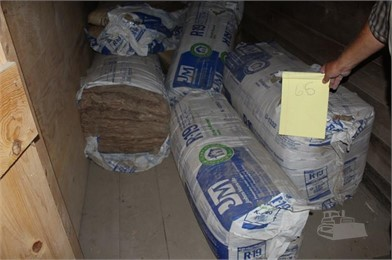 MISC R19 INSULATION Auction Results - 1 Listings | MachineryTrader