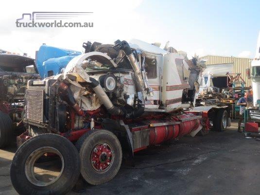 2008 Mack Titan - Wrecking for Sale