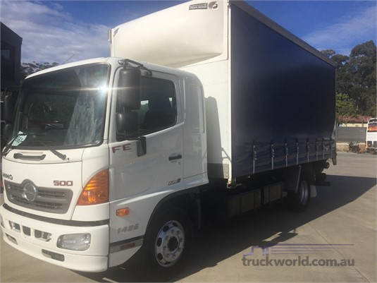Four Way Side Loader Forklift Mitsubishi Rbm2025k Series: Taree Truck Centre, View All Our Stock For Sale, Located