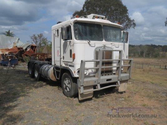 1984 Kenworth K120 Trucks for Sale