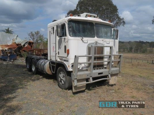 1984 Kenworth K120 GDR Truck Parts  - Trucks for Sale