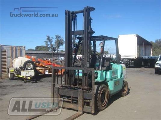 2005 Mitsubishi FG40KL Forklifts for Sale