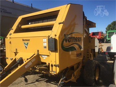VERMEER 505M CLASSIC For Sale - 5 Listings | TractorHouse
