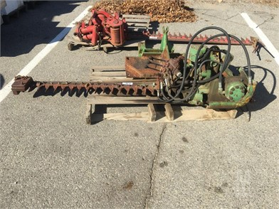 Side Mount 5' Sickle Mower Other Auction Results - 1