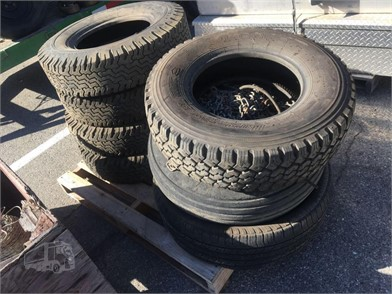 PALLET TIRES & TIRE CHAINS Other Auction Results - 1 Listings
