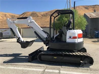 BOBCAT E45 For Sale - 96 Listings | MachineryTrader com