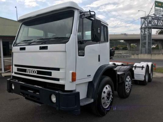 2004 Iveco Acco 8x4 Agi Spec Trucks for Sale